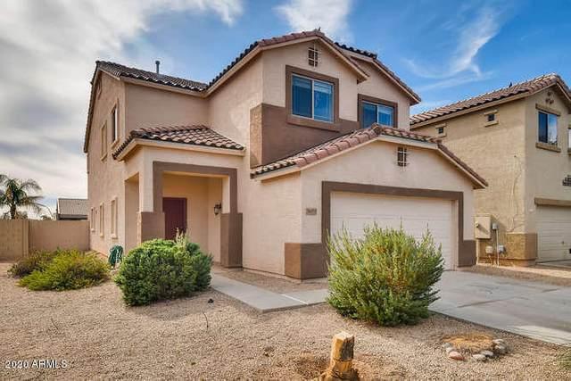 36055 W Velazquez Drive, Maricopa, AZ 85138 (MLS #6037440) :: The Daniel Montez Real Estate Group