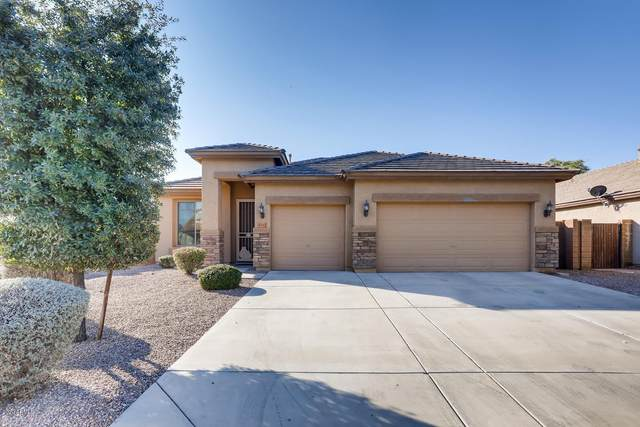 8543 W Brown Street, Peoria, AZ 85345 (MLS #6037452) :: Cindy & Co at My Home Group