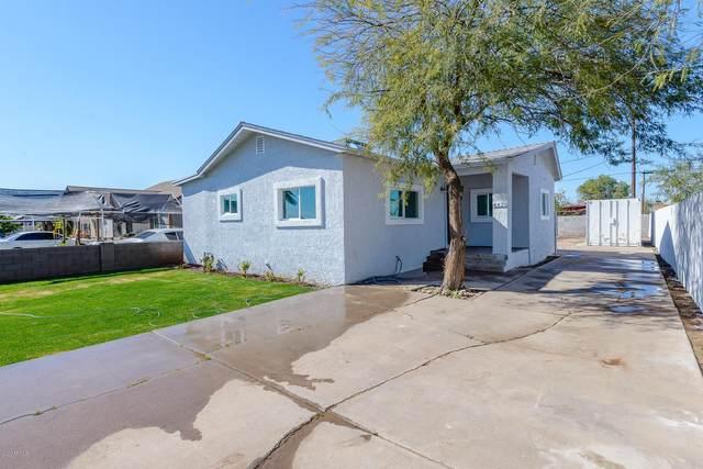 4426 S 9TH Street, Phoenix, AZ 85040 (MLS #6037466) :: Conway Real Estate