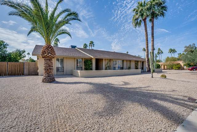 5831 E Voltaire Avenue, Scottsdale, AZ 85254 (MLS #6037474) :: Riddle Realty Group - Keller Williams Arizona Realty