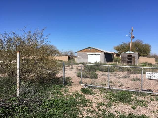 6325 N Valley Road, Eloy, AZ 85131 (MLS #6037484) :: Yost Realty Group at RE/MAX Casa Grande