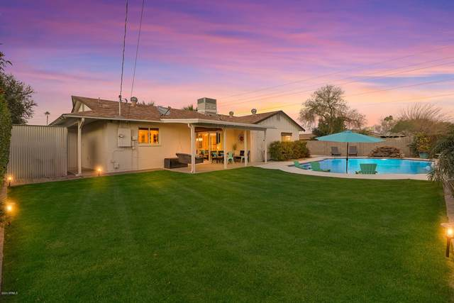 8549 E Columbus Avenue, Scottsdale, AZ 85251 (MLS #6037485) :: Riddle Realty Group - Keller Williams Arizona Realty