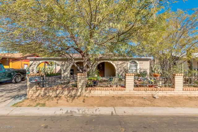 3742 W Tamarisk Avenue, Phoenix, AZ 85041 (MLS #6037520) :: Brett Tanner Home Selling Team