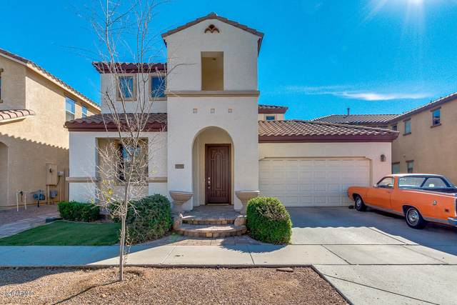 3337 E Oakland Street, Gilbert, AZ 85295 (MLS #6037531) :: Homehelper Consultants