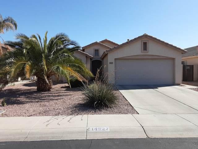 14927 N 133RD Lane, Surprise, AZ 85379 (MLS #6037540) :: Conway Real Estate