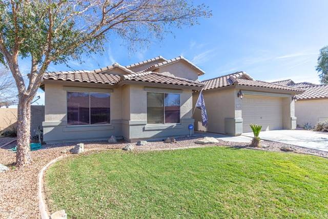 22743 N Aaron Road, Maricopa, AZ 85138 (MLS #6037545) :: Revelation Real Estate