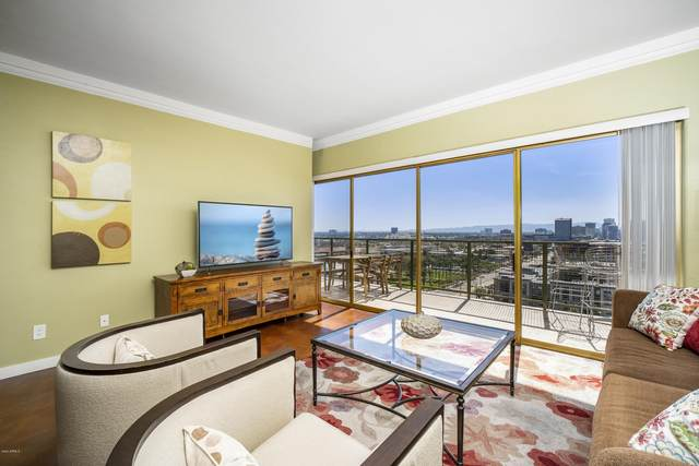 4750 N Central Avenue C14, Phoenix, AZ 85012 (MLS #6037549) :: Riddle Realty Group - Keller Williams Arizona Realty