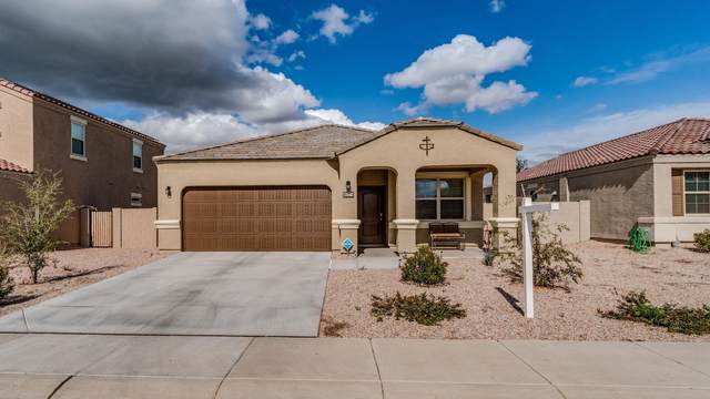 25582 W Coles Road, Buckeye, AZ 85326 (MLS #6037560) :: Brett Tanner Home Selling Team