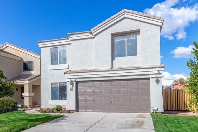36594 W Padilla Street, Maricopa, AZ 85138 (MLS #6037562) :: The Daniel Montez Real Estate Group