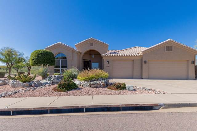 15747 E Golden Eagle Boulevard, Fountain Hills, AZ 85268 (MLS #6037579) :: Arizona 1 Real Estate Team