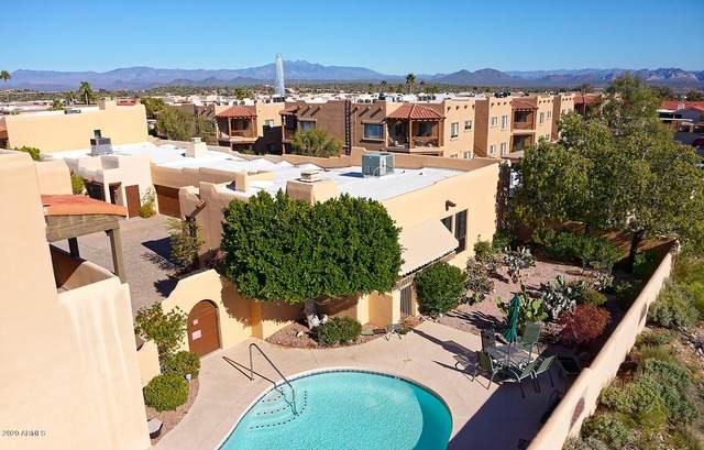 16517 E Gunsight Drive #4, Fountain Hills, AZ 85268 (MLS #6037581) :: Riddle Realty Group - Keller Williams Arizona Realty
