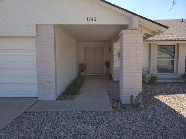 1743 W Angel Fire Terrace, Phoenix, AZ 85027 (MLS #6037588) :: The C4 Group