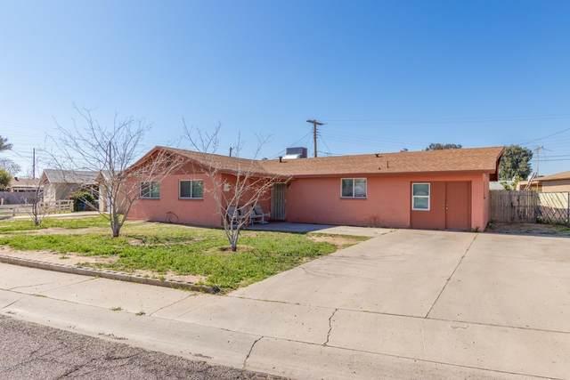 3442 N 49TH Drive, Phoenix, AZ 85031 (MLS #6037590) :: Revelation Real Estate