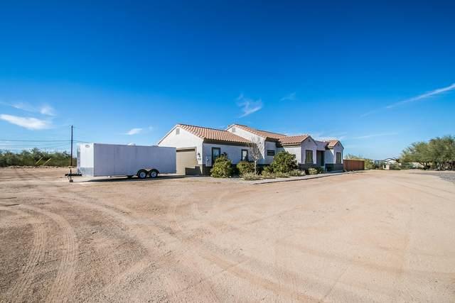 19414 E Hunt Highway, Queen Creek, AZ 85142 (MLS #6037597) :: Scott Gaertner Group