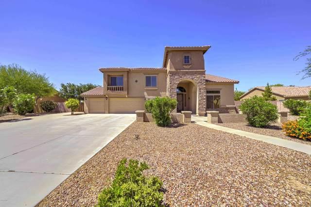 11620 E Starflower Drive, Chandler, AZ 85249 (MLS #6037600) :: Riddle Realty Group - Keller Williams Arizona Realty