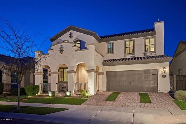 10608 E Monterey Avenue, Mesa, AZ 85209 (MLS #6037603) :: Brett Tanner Home Selling Team
