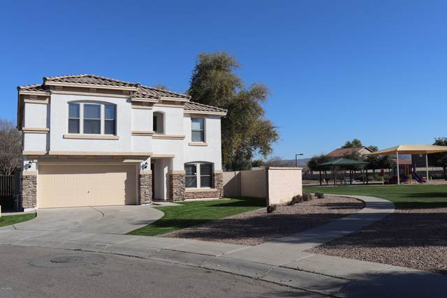 4825 S 25TH Lane, Phoenix, AZ 85041 (MLS #6037610) :: Conway Real Estate