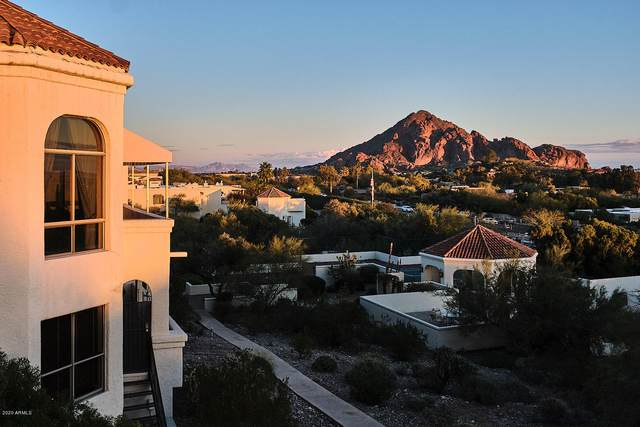 3800 E Lincoln Drive #23, Phoenix, AZ 85018 (MLS #6037612) :: Riddle Realty Group - Keller Williams Arizona Realty