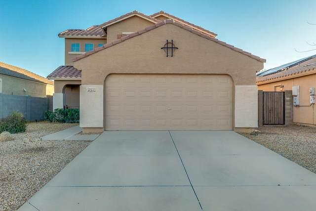 36851 W Mondragone Lane, Maricopa, AZ 85138 (MLS #6037623) :: neXGen Real Estate