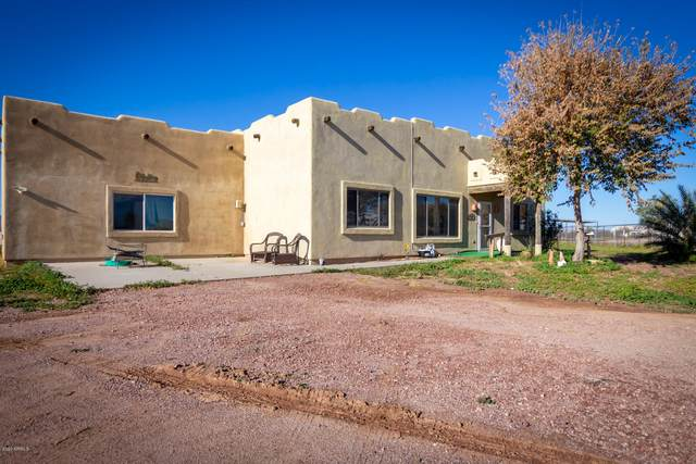 30206 N 216TH Drive, Wittmann, AZ 85361 (MLS #6037625) :: Santizo Realty Group