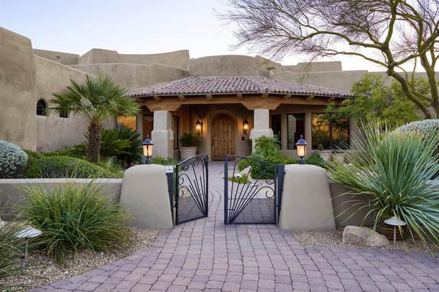 10801 E Happy Valley Road #36, Scottsdale, AZ 85255 (MLS #6037629) :: Riddle Realty Group - Keller Williams Arizona Realty