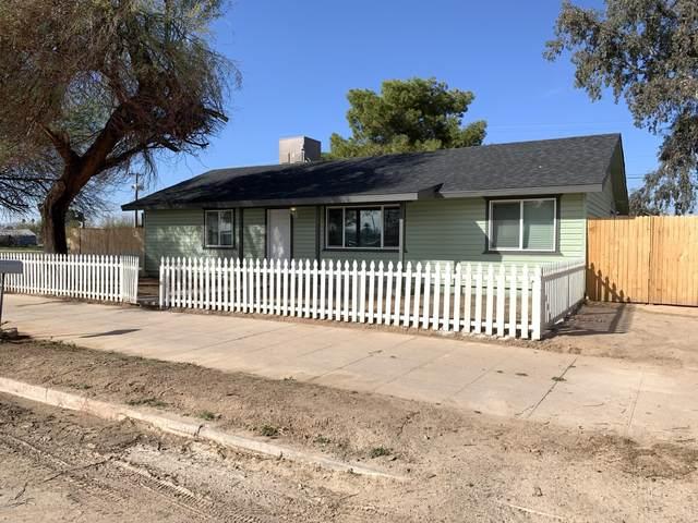 202 E Baseline Road, Buckeye, AZ 85326 (MLS #6037634) :: Brett Tanner Home Selling Team