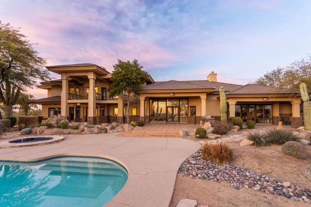 9588 E Pinnacle Peak Road, Scottsdale, AZ 85255 (MLS #6037641) :: Dave Fernandez Team | HomeSmart