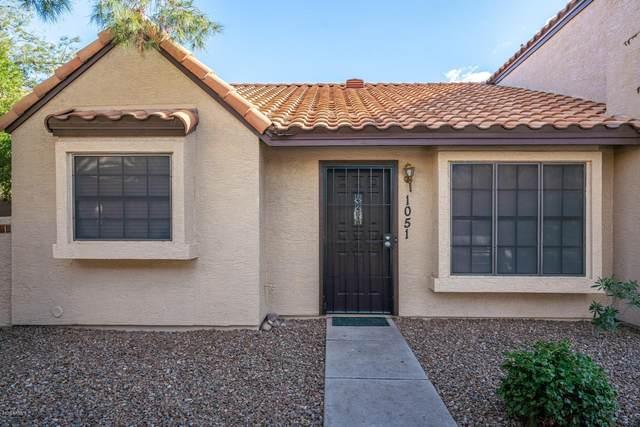 921 W University Drive #1051, Mesa, AZ 85201 (MLS #6037650) :: Yost Realty Group at RE/MAX Casa Grande
