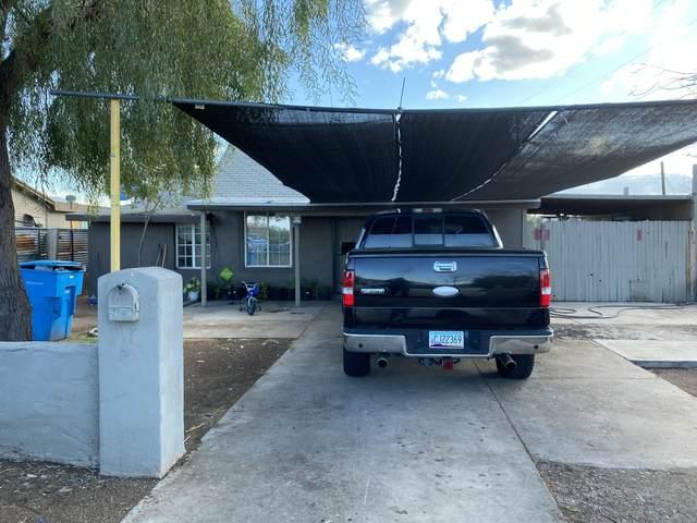 3701 E Fillmore Street, Phoenix, AZ 85008 (MLS #6037656) :: Riddle Realty Group - Keller Williams Arizona Realty