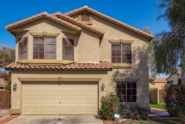7660 W Krall Street, Glendale, AZ 85303 (MLS #6037674) :: Devor Real Estate Associates