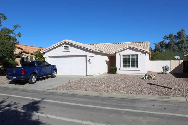 20056 N Coyote Lakes Parkway, Surprise, AZ 85378 (MLS #6037675) :: Revelation Real Estate