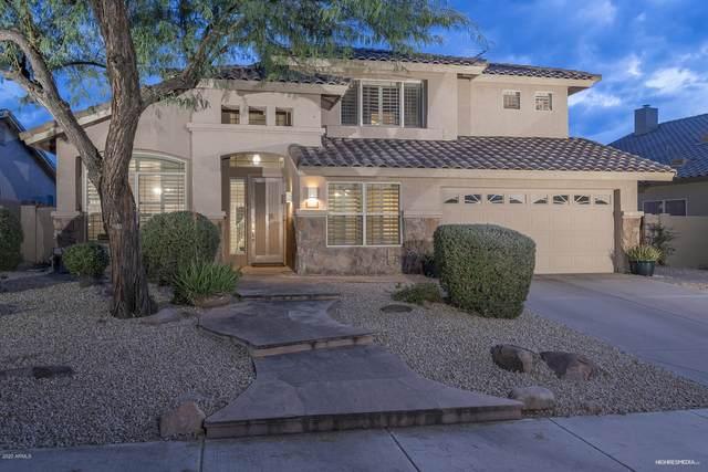 4379 E Lariat Lane, Phoenix, AZ 85050 (MLS #6037677) :: RE/MAX Excalibur