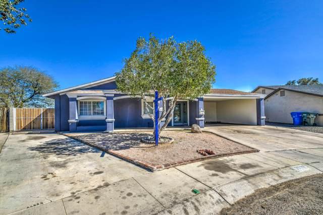 2837 N 57TH Drive, Phoenix, AZ 85035 (MLS #6037684) :: Revelation Real Estate