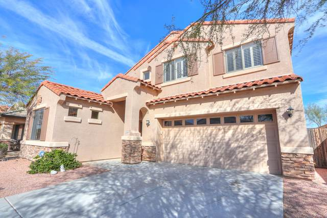 22307 N Dietz Drive, Maricopa, AZ 85138 (MLS #6037689) :: The Daniel Montez Real Estate Group