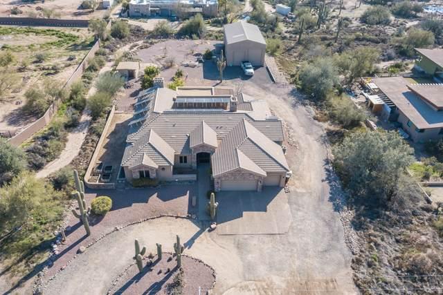 6107 E Windstone Trail, Cave Creek, AZ 85331 (MLS #6037708) :: Keller Williams Realty Phoenix