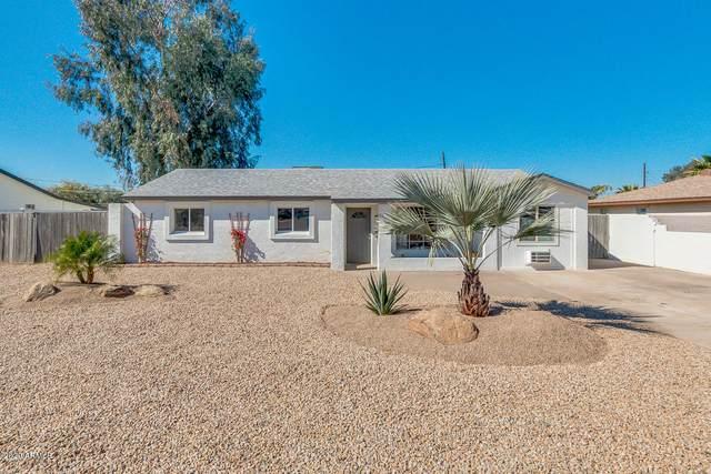 16640 N 16TH Place, Phoenix, AZ 85022 (MLS #6037710) :: Brett Tanner Home Selling Team