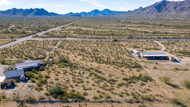 32023 N Thompson Road, Queen Creek, AZ 85142 (MLS #6037720) :: Conway Real Estate