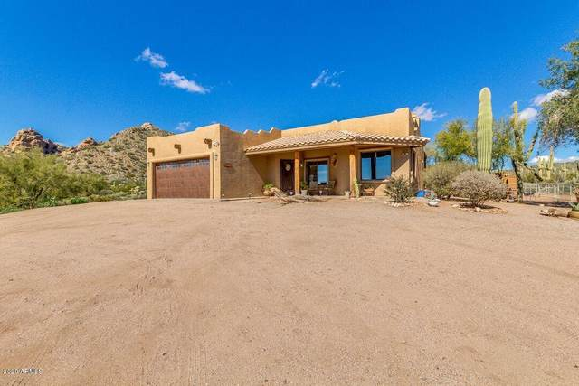 5554 N Arizona Road, Apache Junction, AZ 85119 (MLS #6037725) :: Openshaw Real Estate Group in partnership with The Jesse Herfel Real Estate Group
