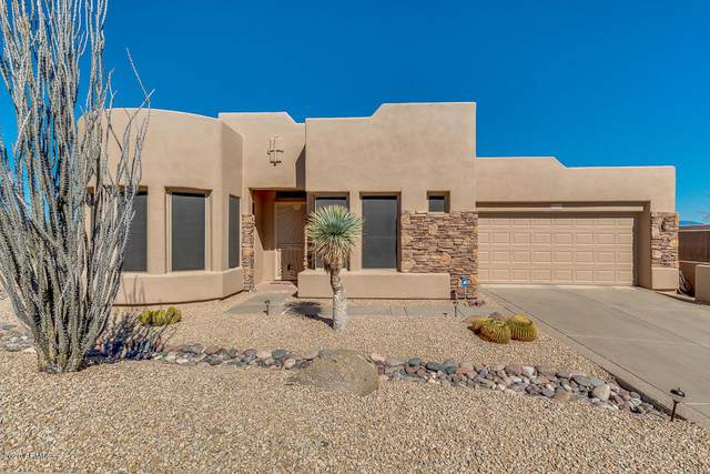 17230 E Fontana Way, Fountain Hills, AZ 85268 (MLS #6037727) :: Arizona 1 Real Estate Team