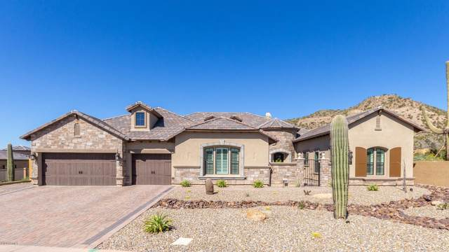8918 E Rosedale Circle, Mesa, AZ 85207 (MLS #6037733) :: Cindy & Co at My Home Group