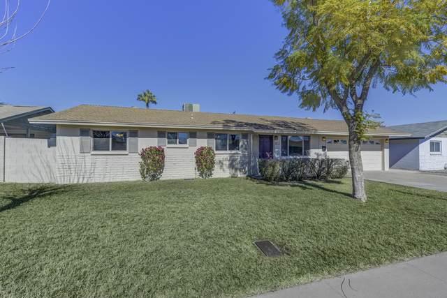 6726 E Lewis Avenue, Scottsdale, AZ 85257 (MLS #6037734) :: Riddle Realty Group - Keller Williams Arizona Realty