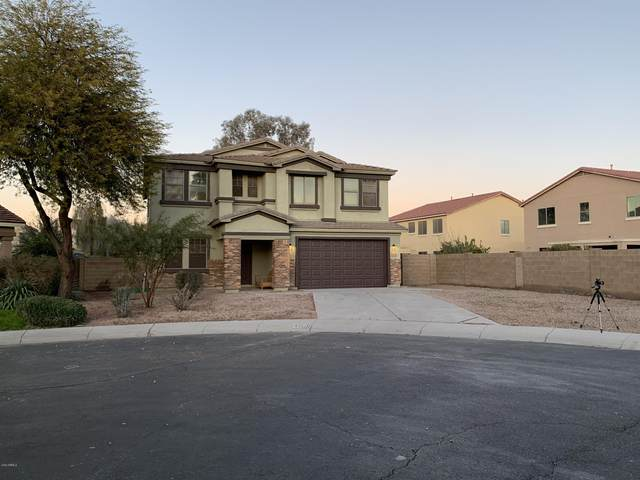 43576 W Mcclelland Court, Maricopa, AZ 85138 (MLS #6037752) :: The Daniel Montez Real Estate Group