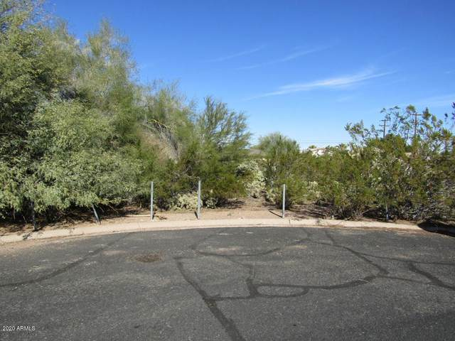 0 E Fred Avenue, Apache Junction, AZ 85119 (MLS #6037755) :: Relevate | Phoenix