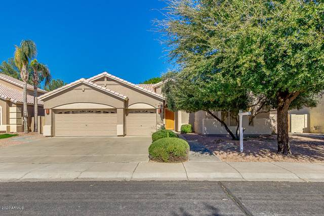 734 W Estrella Drive, Gilbert, AZ 85233 (MLS #6037762) :: The Property Partners at eXp Realty