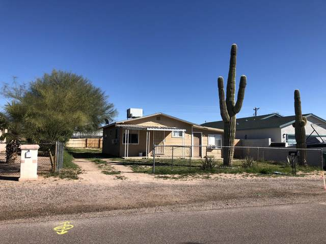 565 S Main Drive, Apache Junction, AZ 85120 (MLS #6037770) :: Conway Real Estate