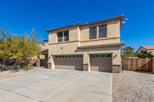 30170 W Cheery Lynn Road, Buckeye, AZ 85396 (MLS #6037775) :: Riddle Realty Group - Keller Williams Arizona Realty