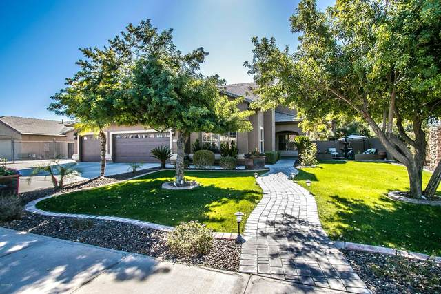 265 E Dennisport Court, Gilbert, AZ 85296 (MLS #6037777) :: The Property Partners at eXp Realty