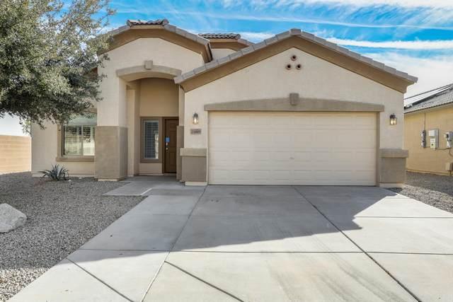 24801 W Hacienda Avenue, Buckeye, AZ 85326 (MLS #6037779) :: Conway Real Estate