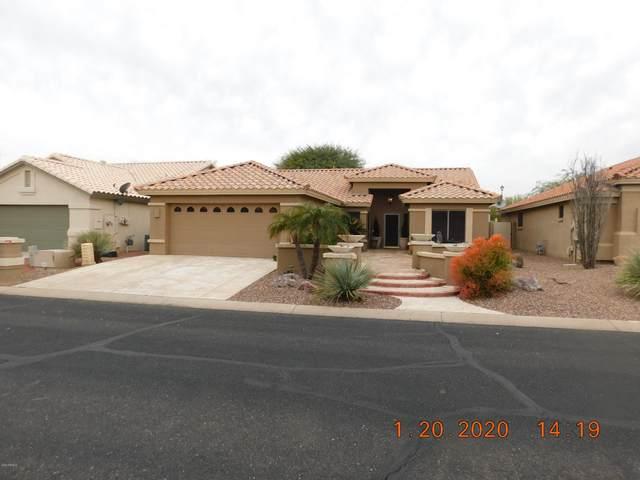3944 N 162ND Lane, Goodyear, AZ 85395 (MLS #6037782) :: Cindy & Co at My Home Group