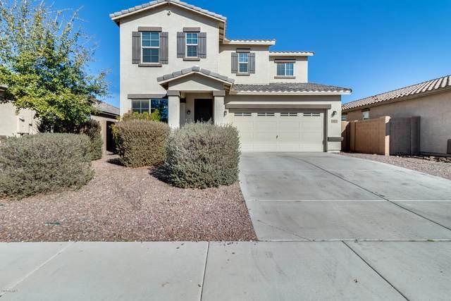 1672 W Desert Spring Way, Queen Creek, AZ 85142 (MLS #6037783) :: Revelation Real Estate